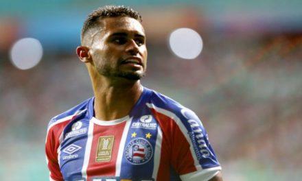 Bahia rescinde vínculo com Kayke e atacante deve acertar com o Fluminense