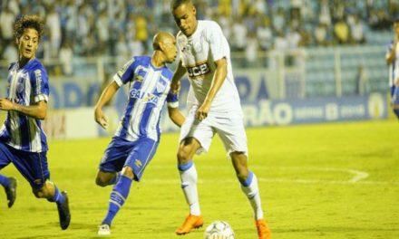 São Bento confirma transferência de lateral para o Bahia