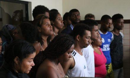 Quadrilha acusada de tráfico de drogas e homicídios é desarticulada na Chapada Diamantina
