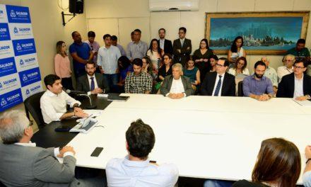 Prefeitura empossa 41 membros do Conselho Municipal de Salvador
