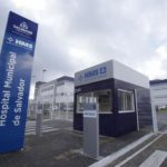 Hospital Municipal de Salvador (HMS) ganha monitores que informam horário de ônibus em tempo real