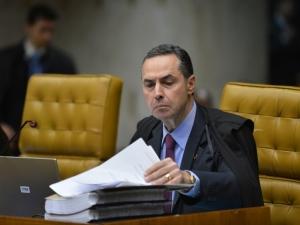 Ministro Barroso será relator único de contestações à candidatura de Lula