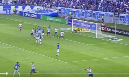 Bahia vacila, permite empate do Cruzeiro, mas assegura a décima colocação na tabela do Brasileirão
