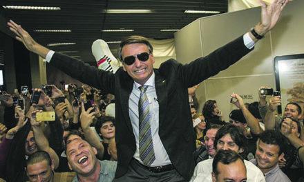 #textãonofarol: Sobre Bolsonarismo, Lulismo e Fantasmas