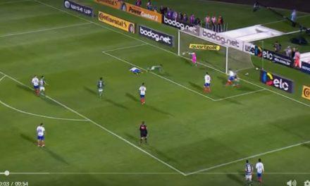 Nino Paraíba falha na marcação e o Palmeiras elimina o Bahia na Copa do Brasil