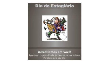 Prefeitura promove homenagem ao Dia do Estagiário nesta segunda (20)