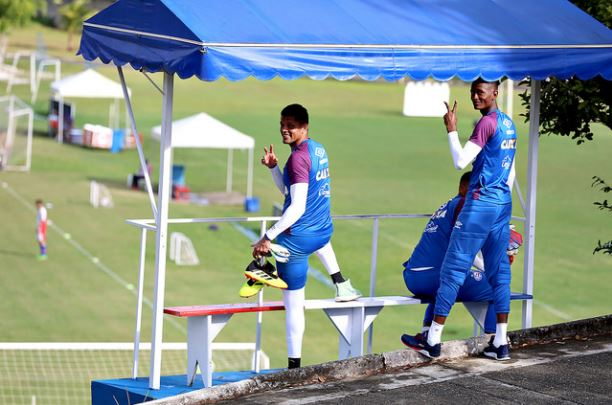 Tricolor se reapresenta e se prepara para enfrentar time gaúcho
