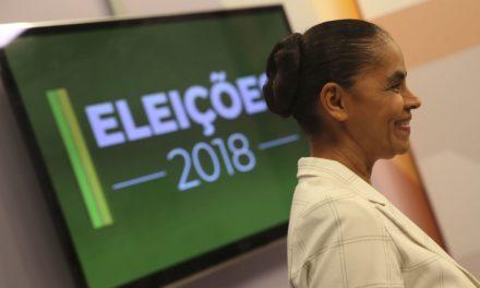 Marina diz que Haddad é semelhante a Dilma e que votar em 'indicado' pode levar Brasil ao 'poço sem fundo'