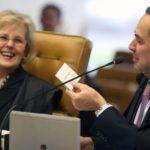 Rosa mantém com Barroso relatoria de registro de candidatura de Lula