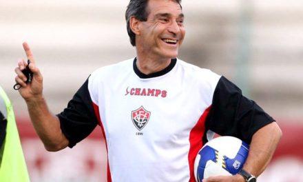 Esporte Clube Vitória oficializa contratação do técnico Paulo César Carpegiani