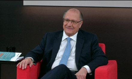Geraldo Alckmin diz que avalia extinguir Ministério do Trabalho se for eleito