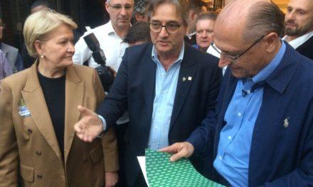 Alckmin defende 'tributo regulatório' para evitar oscilações nos preços dos combustíveis