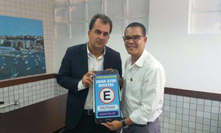 Transalvador lança chamamento público para Zona Azul Digital