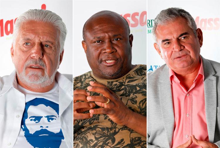 Pesquisa Ibope para o Senado na Bahia: Jaques Wagner, 43%; Irmão Lázaro, 26%; Ângelo Coronel, 22%