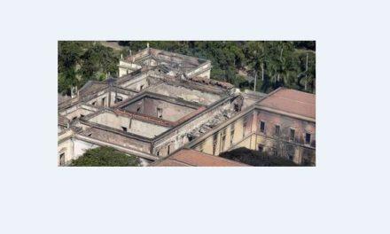 Sociedade que edita a National Geographic quer ajudar Museu Nacional