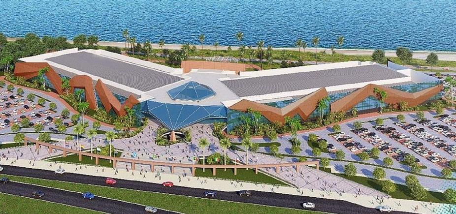 Prefeitura inicia construção do Centro de Convenções nesta quinta (06)