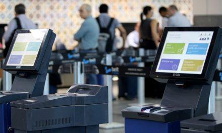 Aeroporto de Salvador inicia entrega de check-ins com nova configuração