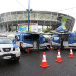 Segurança para Copa América na Fonte Nova contará com 1,2 mil policiais