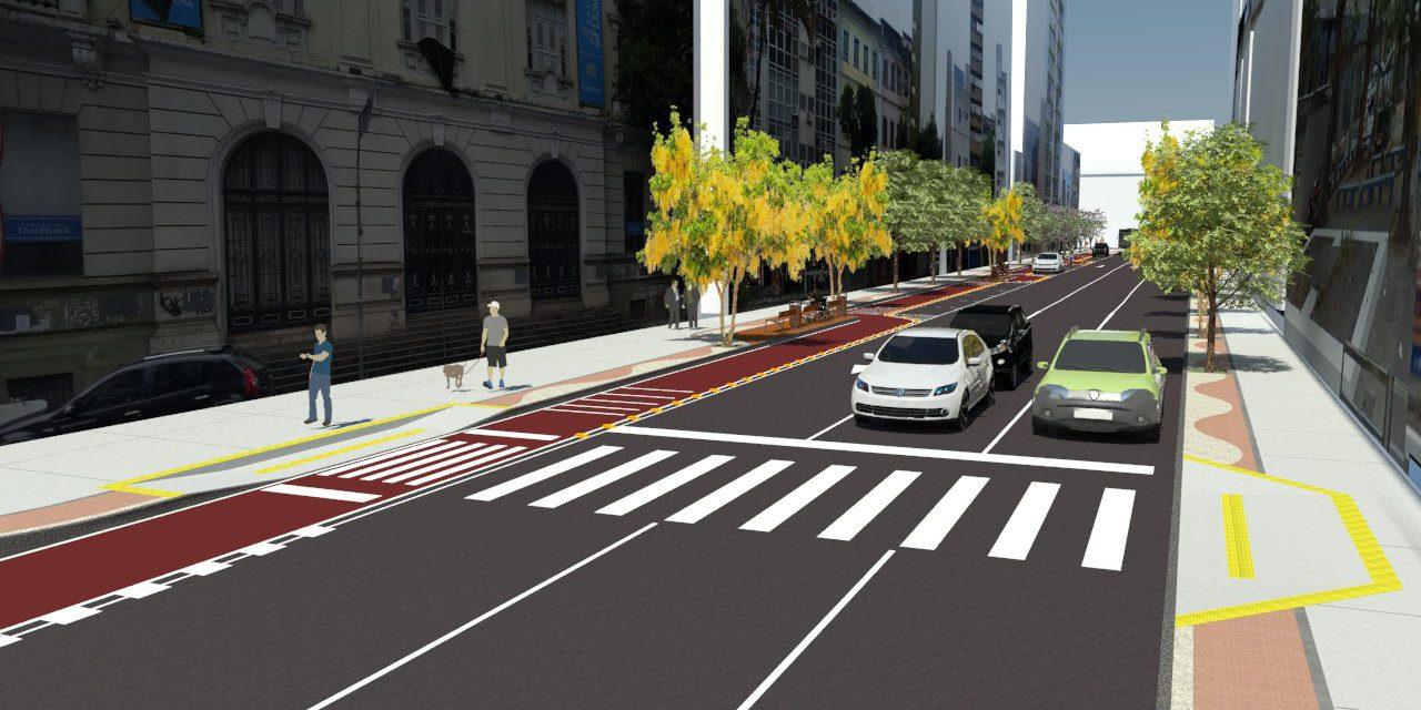 Prefeitura dá início à requalificação da Rua Miguel Calmon