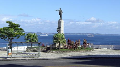 Prefeitura dá mais um passo para requalificação da Avenida Sete e Praça Castro Alves