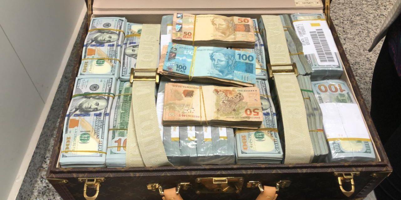 Dinheiro da Guiné Equatorial fica no Brasil até ter origem esclarecida