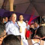 Ciro Gomes passa por procedimento médico e deve ter alta nesta quarta