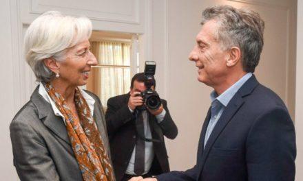 Argentina fecha o segundo acordo com o FMI