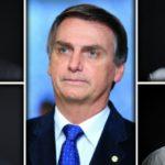 Pesquisa Datafolha para presidente: Bolsonaro, 28%; Haddad, 16%; Ciro, 13%; Alckmin, 9%; Marina, 7%