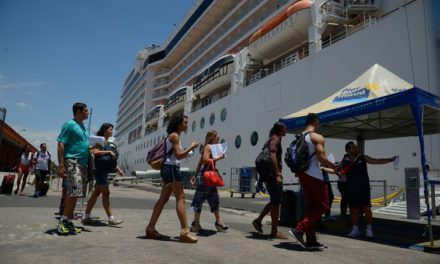 Temporada de cruzeiros marítimos injetará mais de R$ 2 bi na economia