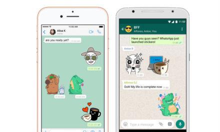 WhatsApp confirma: figurinhas chegam a todos nas próximas semanas