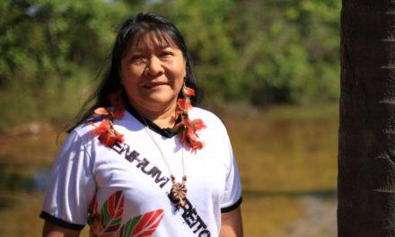 Roraima elege primeira mulher indígena para deputada federal