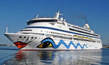 Primeiro navio de passageiros chega a Salvador e abre temporada de cruzeiros