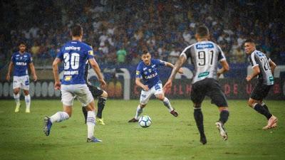 Ceará vence e tem 46% de risco de cair. Corinthians aparece com 11%