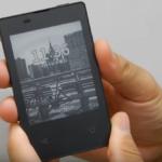 Empresa japonesa revela o celular mais leve e fino do mundo