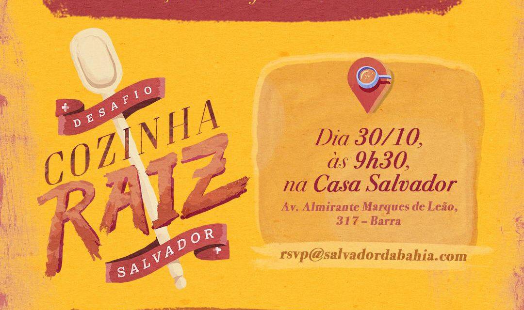 Cozinha Raiz será lançado nesta terça (30) com desafios gastronômicos
