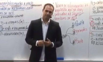 Toffoli, Moraes e Celso de Mello reagem à fala de Eduardo Bolsonaro sobre fechamento do STF