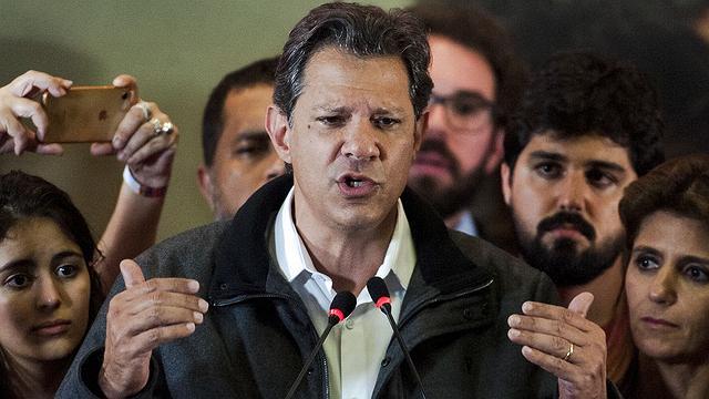 Haddad, sobre Bolsonaro: 'ao não se controlar, ele não controla mais ninguém'