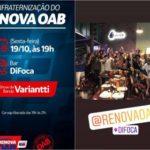 OAB-BA: Fabrício entra com representação após Gamil realizar festa com cerveja grátis