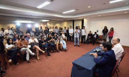 ACM Neto declara apoio a Jair Bolsonaro e destaca crescimento do Democratas
