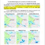 Defesa Civil de Salvador (Codesal) apresenta boletim de solicitações e previsão do tempo