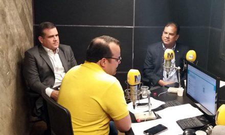 Presidente da CAAB é entrevistado por Geraldo Júnior no 'Seis em Ponto'