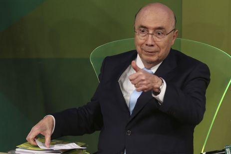 Meirelles e Alckmin movimentam mais recursos do que Bolsonaro e Haddad