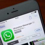 WhatsApp muda reprodução de áudio no iPhone