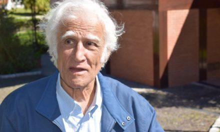 Ziraldo recebe alta de hospital após quase um mês internado