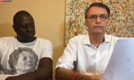 Bolsonaro diz que respeita resultado da eleição, mas desconfia da 'lisura' do processo