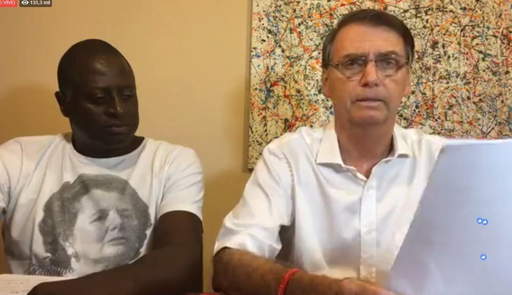 Doria apoia Bolsonaro e França declara neutralidade no segundo turno