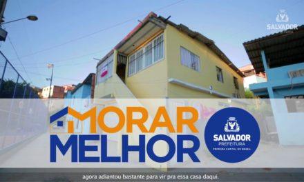 Morar Melhor inicia reforma de 250 casas em comunidade de São Caetano
