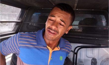 Polícia prende no Pero Vaz suspeito de roubar moto e vender peças na internet