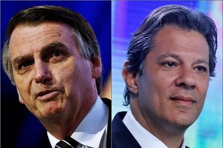 Aliados pressionam Haddad para que ele abandone a agenda 'Lula Livre'; Bolsonaro reforçará discurso anti-PT