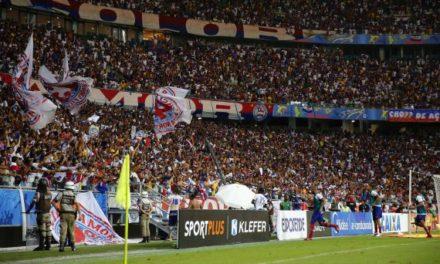 Bahia retoma promoção de ingressos nesta quarta (24) para o confronto contra o Atlético-PR